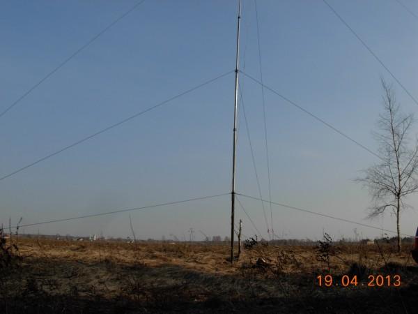 10 метров мачта
