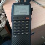 Мелкий ремонт ICOM IC-R20 с долгой историей