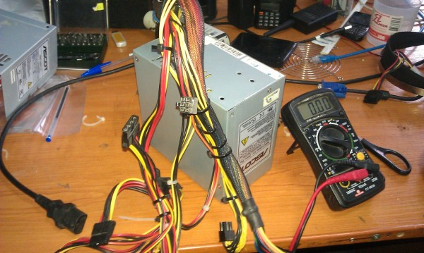 Как компьютерного блока питания сделать блок питания 12 вольт