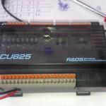 GSM контроллер CCU825. Управление деревенским домом