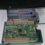 GSM контроллер CCU825. Исходящий телефонный вызов