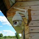 Видеонаблюдение в деревне. Обзор уличной PTZ видеокамеры Sricam AP004