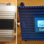 Усиление сигнала сотовой связи в деревне или на даче (GSM репитер)