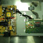 Кратко о ремонте монитора SAMSUNG SyncMaster 913n