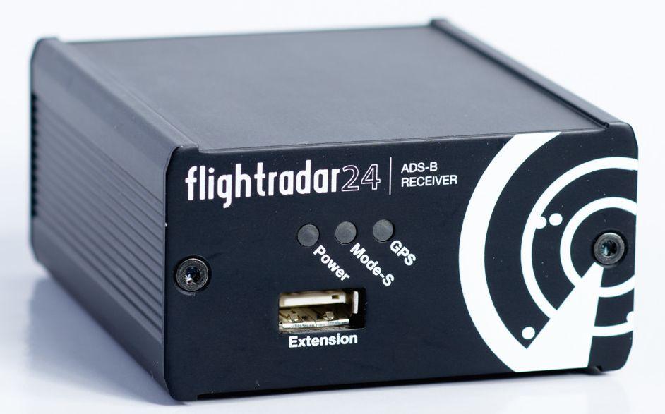 Следим за самолётами  Flightradar24 и SDR приёмник   Из