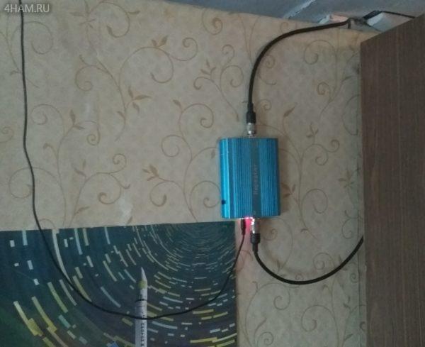 """GSM репитер. Фото уже без """"крысиного хвостика"""""""
