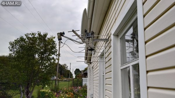 Антенны спутниковые и цифрового ТВ