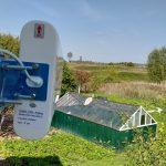 Установка GSM репитера 900/1800 соседке в деревне