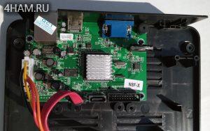 NVR на базе XM NBD7808T-PL. Besder N1008F