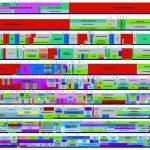 Таблица распределение частот РФ. От 3 кГц до 400 ГГц