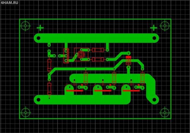 Проектируем печатную плату прототипа