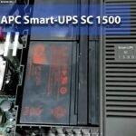 APC Smart-UPS SC1500I не определяет 220 В