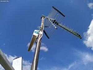 GSM и ТВ антенны